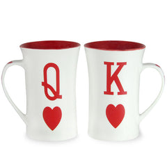 Send valentine mugs by Hallmark India