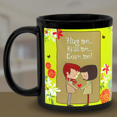 Cute Couple Love Mug