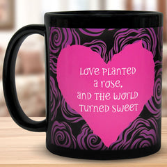 Zestful Love Mug