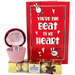 Shop valentines hamper in India