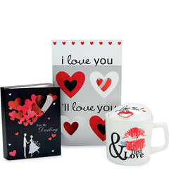Shop great valentines day gifts for him in India