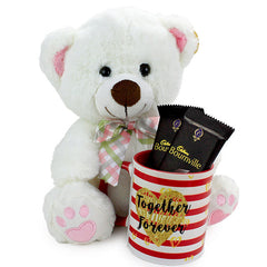 Shop valentine gift hampers in India
