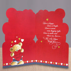 All My Love Only For You Greeting Card