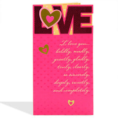 cards for valentine day by Hallmark India