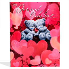 send valentine card by Hallmark India