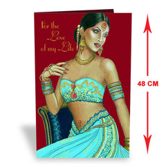 romantic greeting cards by Hallmark India