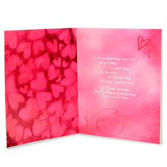 I Love So Many Things About You Card