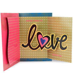 Glad Love Card