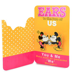 Ears Mickey Card