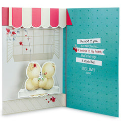 Adorable Sweetheart Card