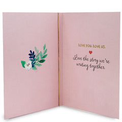 Great Love Story Card