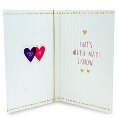 Perfect Love Crazy Card