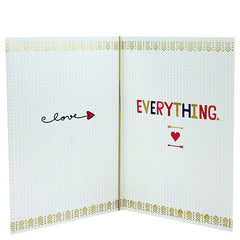 Love Everything Card