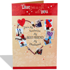 Shop love cards in India