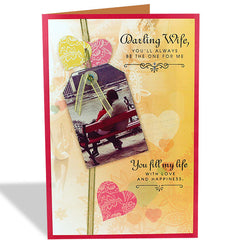Shop greeting cards for love in India