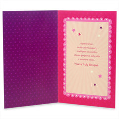 Women Like No Other Greeting Card
