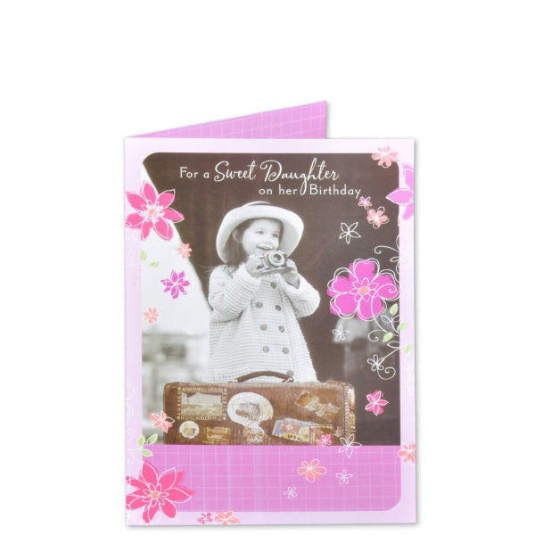 buy happy birthday cards for sweet daughter