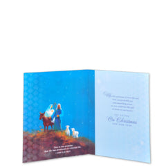 best wishes christmas cards