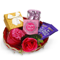 gifts hamper for daughtrers day