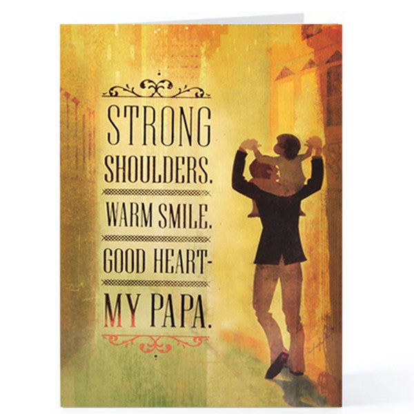 Good Heart-My Papa