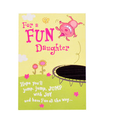 Greeting Card For Daughter