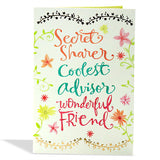 Greeting Card For Friendship Day