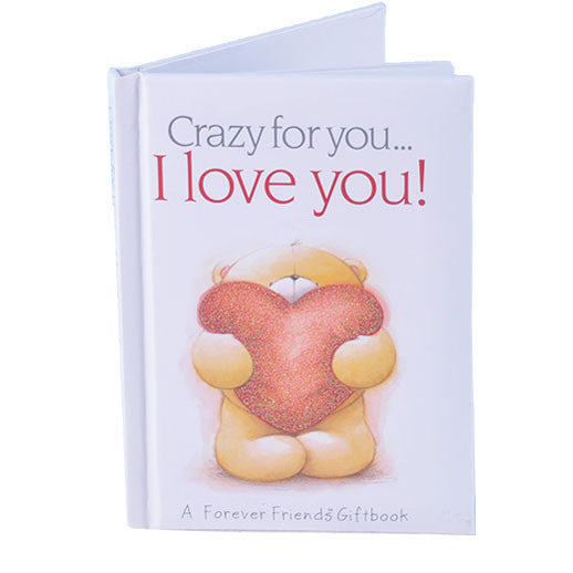 Forever Friends Gift Book - I love you