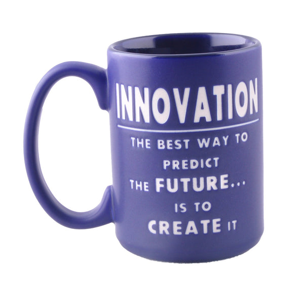 Motivational mug:Innovation