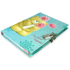 personal diary with lock