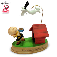 Peanuts - Its A New Day - Dive Right In!