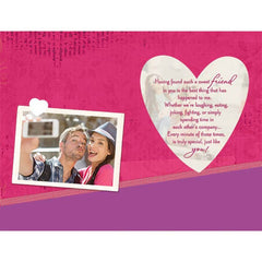Personalised Cards For True Friend