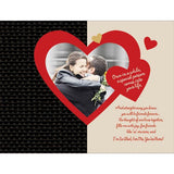 Personalised card for love