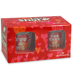 Love You Shot Glasses