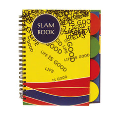 Life Is Good Slam Book