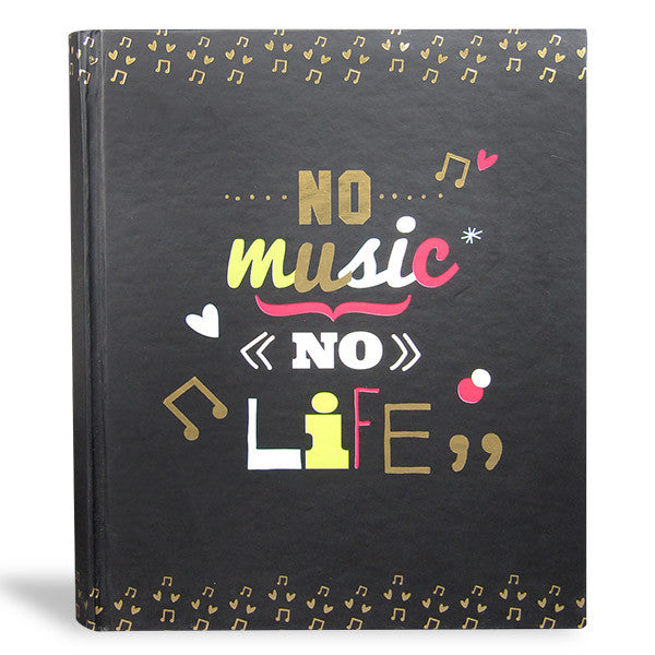 designer note books