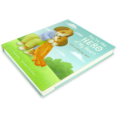 Heart Recordable Story Book For Boy