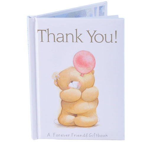 Forever Friends Gift Book - Thank You