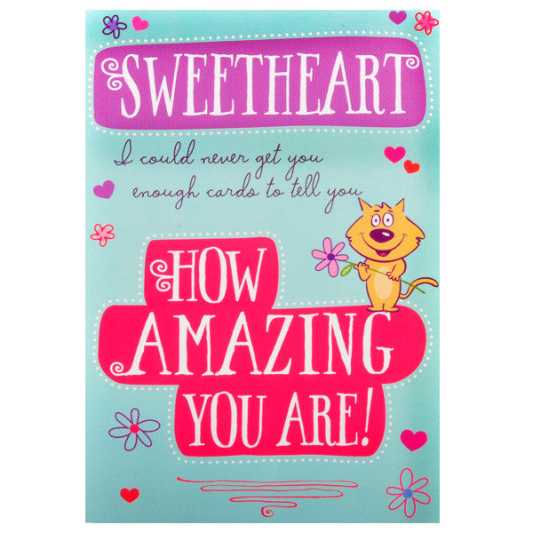 Best greeting cards for sweetheart