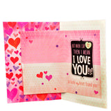 MY heart found you greeting cards