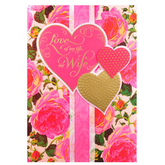 Love Of  My Wife Greeting Cards
