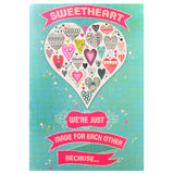 You Are My Sweetheart Greeting Cards