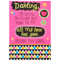 My Love For You Greeting Cards