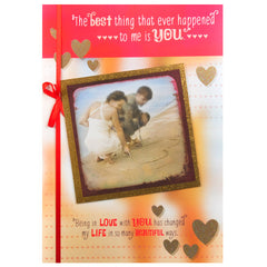 Love With You Greeting Cards