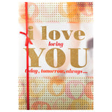 Love Loving You Greeting Cards