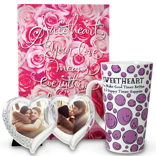 Love You My Sweetheart Hamper