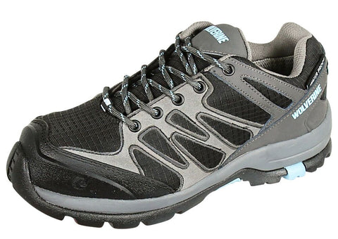 Grey Blue Womens Fletcher Low CT WP SR