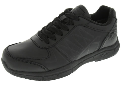 Black Womens Ultra Lite SR Sneaker