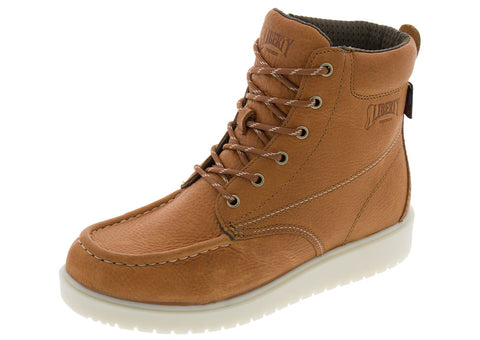 Honey Gary 6 Inch Moc Toe Wedge Boot