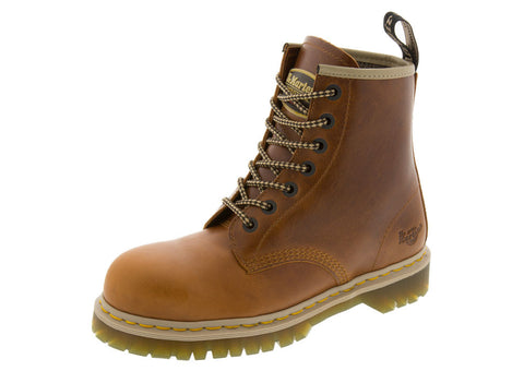 Tan Icon 7B10 ST 7 Eye Boot