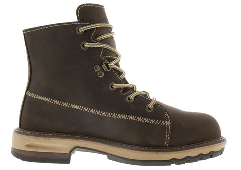 Kaffe Brown Wmns 6 In Hightower AT